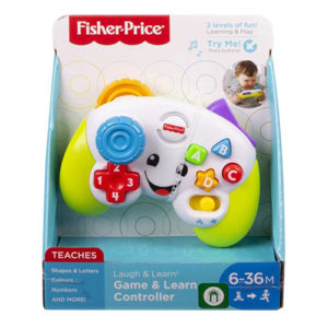 fisher price play and learn controller