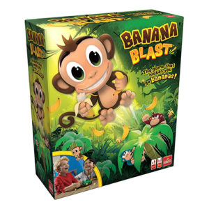 banana blast from goliath the game that makes you go bananas