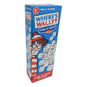 wheres wally find it fast game